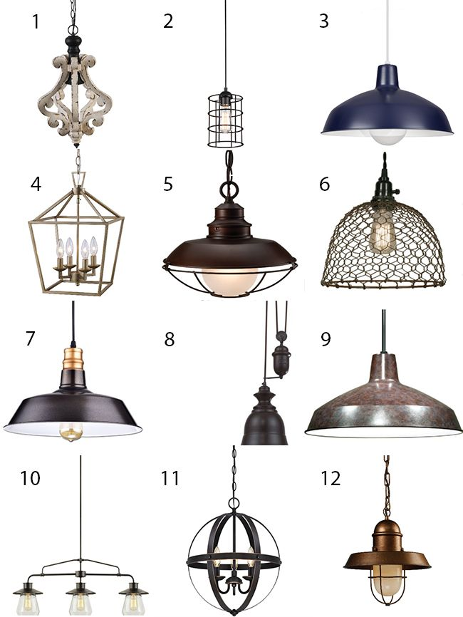 Make A Bold Statement With Farmhouse Lighting Design Dazzle Pinterest And