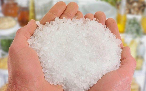 الطاقة الحيوية : تخلص من الطاقة السلبية بجسمك اسبوعيا بالملح