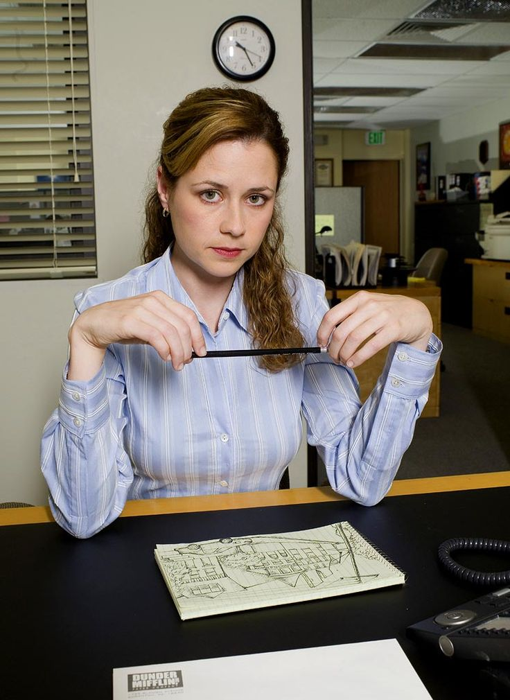 Pam, The Office