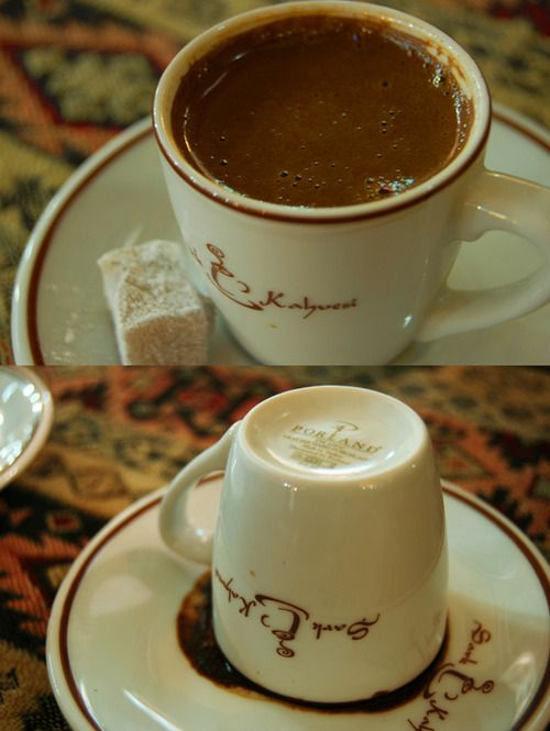 Turkish Coffee Fortune Telling