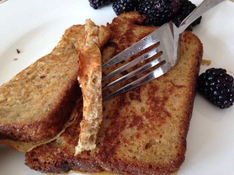 Gluten-Free French Toast | YUM-tastic recipes | Pinterest