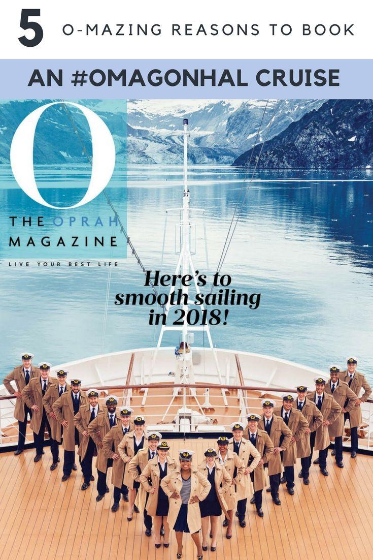 #omagonhal #omaginsiders #cruiseship #alaska #caribbean #oprah #travelphotography #photographer