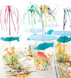 Under the Sea/Mermaid Birthday Party - favours!