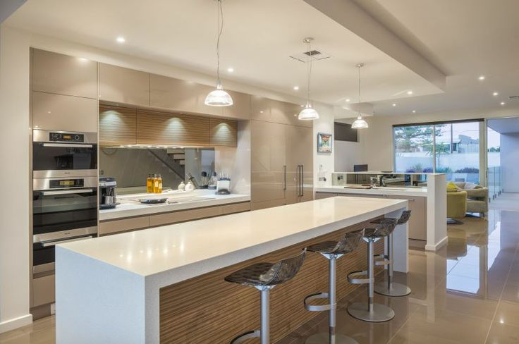 Tiles and wood accent Luna | Scott Salisbury Homes