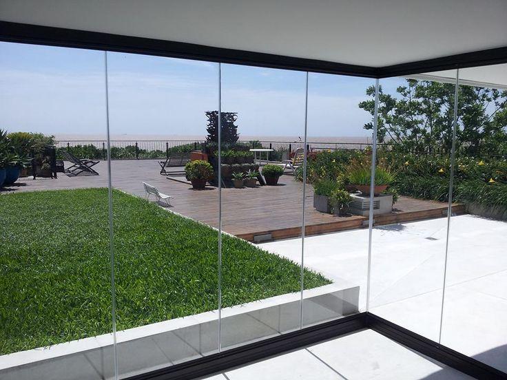 32 best images about cerrar el balcon on pinterest desks - Cerrar balcon ...
