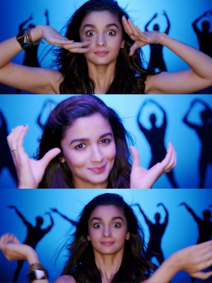 Alia Bhatt for Love You Zindagi Club Mix - Dear Zindagi