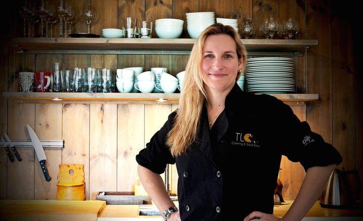 Chef Tara Sanderson