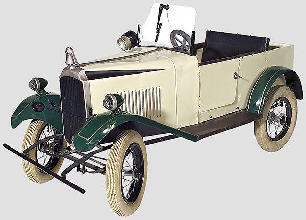 Vauxhall Pedal Car