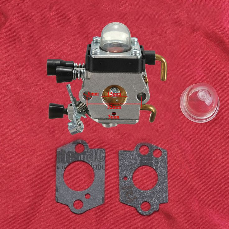 Carburador Junta Bombilla Para Stihl FS38 HS45 FS45 FS46 FS55 FC55 FS55EZ FS75 FS80 FS85 KM55 KM85 ZAMA C1Q SERIES Carb