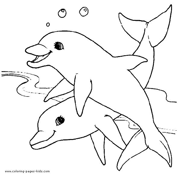 free printable dolphin coloring pages for kids picture 23 picture