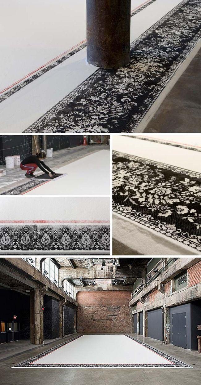aude-moreau - sugar-carpet-installation_