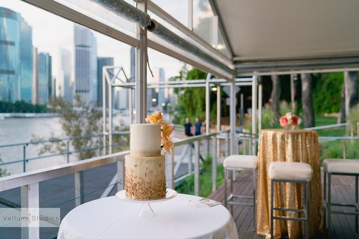 Brisbane River Wedding.  Riverlife