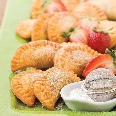 Fried Strawberry Pies - 100 Ways to Cook Southern | Southern Living