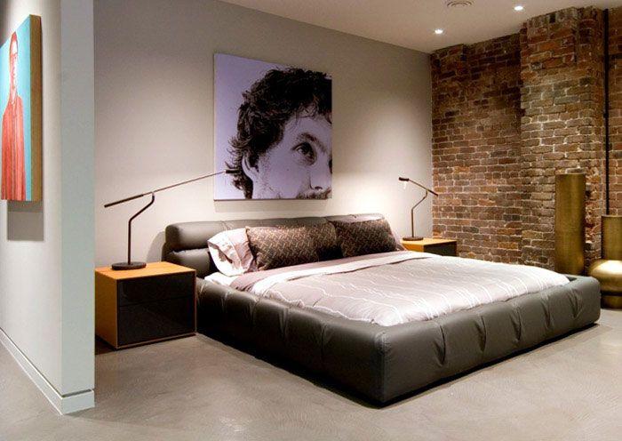 consejos para decorar un apartamento de soltero - Schlafzimmerideen Des Mannes Ikea