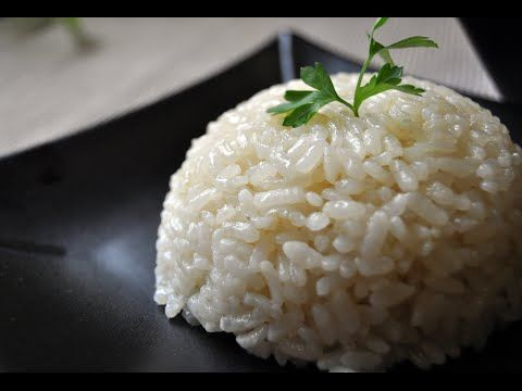 How to Make Rice at the Microwave