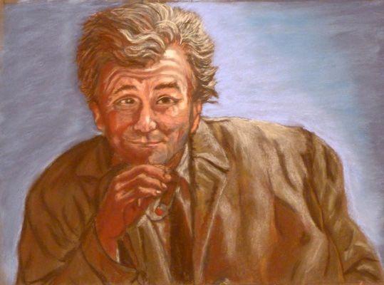 """2015. októberében megrendezésre került a Valdor Art """"Pálcikaembertől a portrérajzolásig"""" című kiállítása, melyen tanulóink munkáit mutattuk be. Ezt a csodás alkotást is a kiállításra szánta az alkotója! Ha Te is szeretnél ilyen profi szinten rajzolni, akkor látogass el weboldalunkra, és válogass kedvedre élő és online tanfolyamaink közül! A képet készítette: Schoembaum Ágnes www.valdorart.hu"""