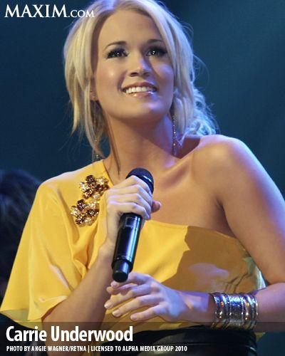 Carrie Underwood | Maxim | Girls of Maxim ...