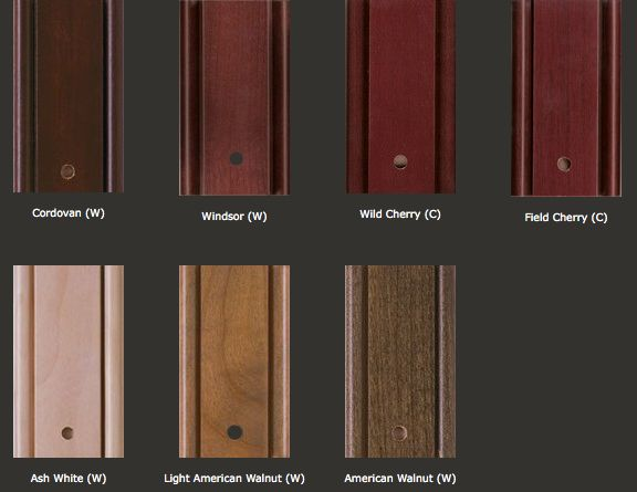stained knotty pine cabinets darker - Google Search