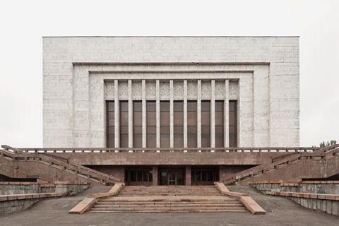 Soviet Union's avant-garde architecture » Lost At E Minor: For creative people