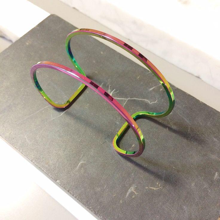 A Y M Spectrum Bracelet