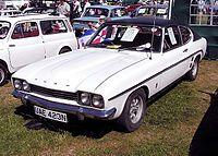 Ford Capri - Wikipedia, the free encyclopedia