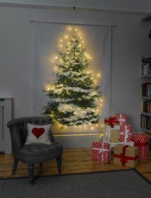 25 best Alternative Christmas Tree ideas on Pinterest #0: dd973ed90b2a4ac0d690fcd956f277d5 ikea christmas tree ikea christmas decorations