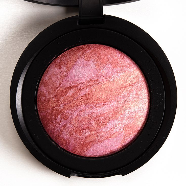Laura Geller Tropic Hues Baked Blush-n-Brighten Review, Photos, Swatches