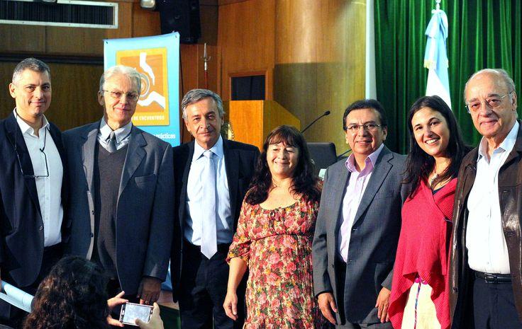 Co organizadores del 5TO ENCUENTRO DE SENSIBILIZACIÓN: Marcos regulatorios y prácticas de financiamiento de la Economía Social y Solidaria. Encuentros y desencuentros en la Argentina actual.