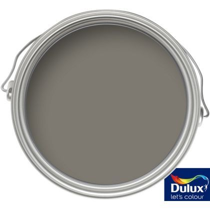 Dulux Weathershield Multi Surface Quick Dry Satin Warm Graphite - 750ml