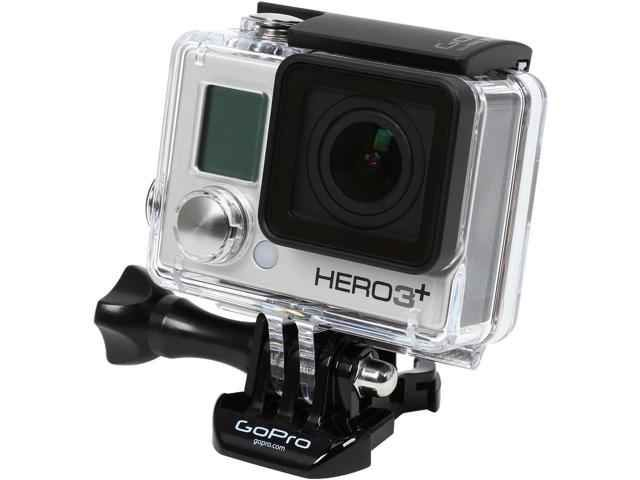 GoPro HERO3+ Silver Edition Camera  EBAY HOT Deals Today has the lowest price deal for GoPro HERO3+ Silver Edition Camera $109. It usually retails for over $199, which makes this a HOT Deal and $50 cheaper than the next best available price. FREE Shipping  15% smaller and lighter housing...