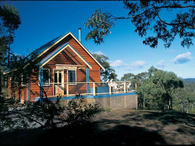 Lorne Bush House Cottages & Eco Retreats   Lorne, VIC   Accommodation