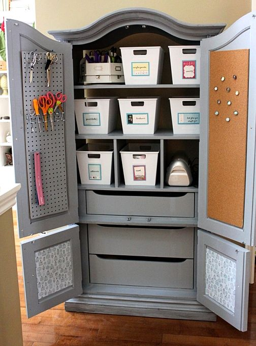 17 best ideas about armoire redo on pinterest lingerie dresser painted chest and jewelry dresser. Black Bedroom Furniture Sets. Home Design Ideas