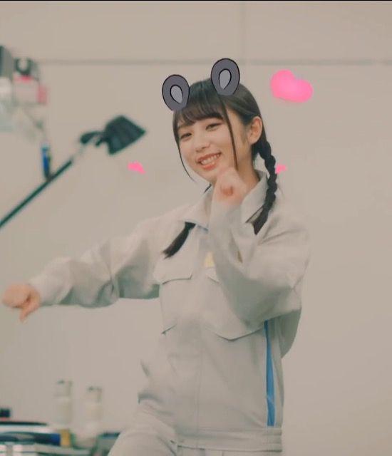 与田祐希ちゃん マウス MOUSE
