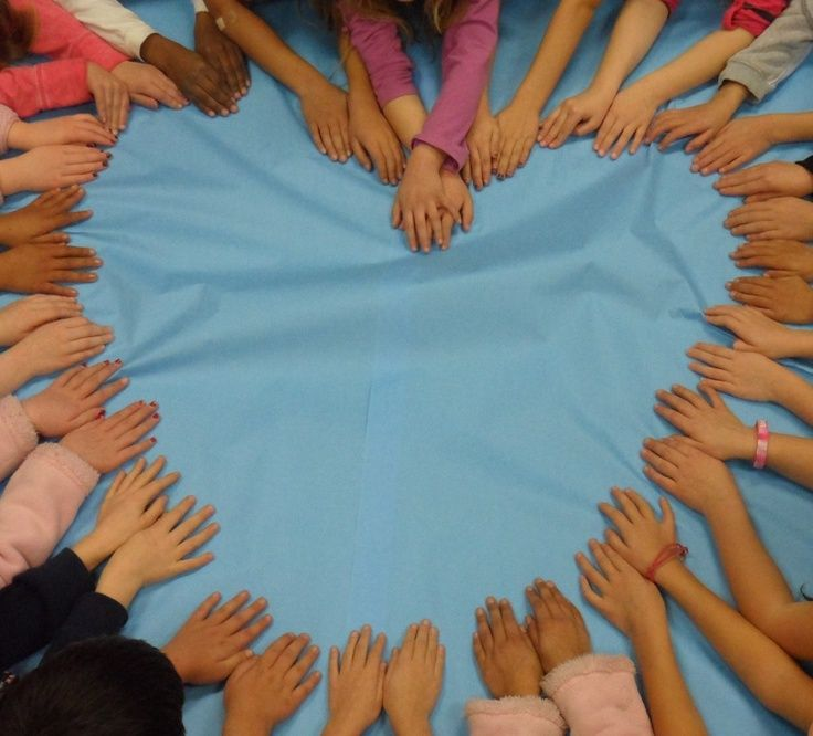 Our Celebration after a week of lessons on Martin Luther King, Jr.  :)