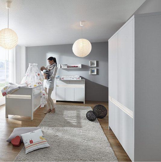 Schardt Kinderzimmer Planet Weiß mit 5-türigem Schrank 1.049 € (Stand: 16.06.2016)