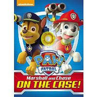 Paw Patrol: Marshall and Chase on the Chase DVD