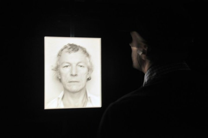 Wystawa Romana Opałki / Roman Opałka's exhibition