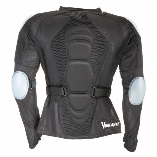 Vigilante Air Body Armor for Men (back)