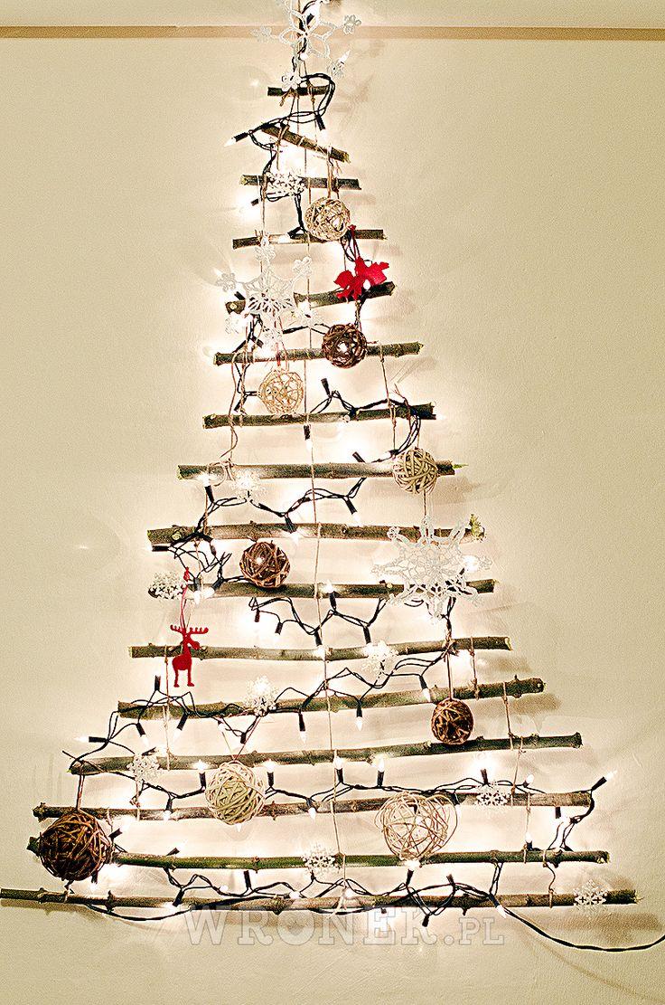Nasze dekoracje świąteczne   Wronek