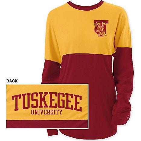 Product: Tuskegee University Women's Ra Ra Long Sleeve T-Shirt