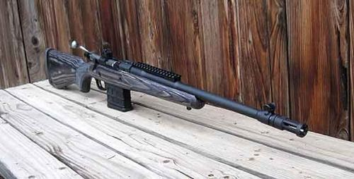 Ruger Scout Rifle.