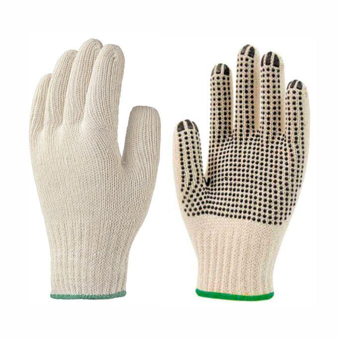 Fabricante: PROMAT  Tamanhos Disponíveis: Único  Descrição:  Luva de segurança tricotada em três, quatro, cinco ou seis fios de algodão, acabamento em overloque, tamanho da luva 9. Referências. Ref.: 340/3 (luva confeccionada em três fios de algodão acabamento em overloque);Ref.: 340/4 (luva confeccionada em quatro fios de algodão acabamento em overloque); ref.: 340l/4-10 (luva confeccionada em quatro fios de algodão acabamento em overloque, punho 10 cm); ref.: 340 p/3
