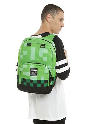 Minecraft Backpack For Kids