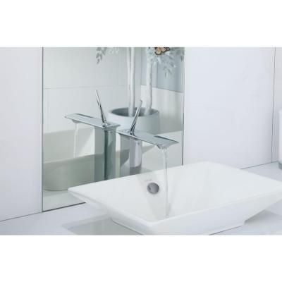 KOHLER Reve Vessel Sink in White-K-4819-0 at The Home Depot