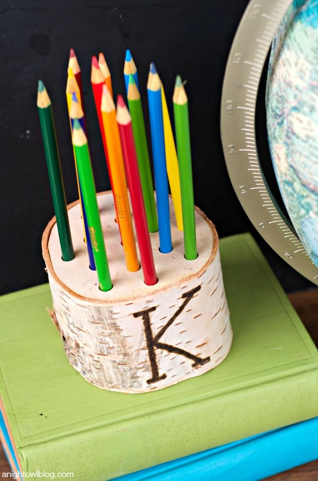 17 Best images about DIY pencil holder on Pinterest ...