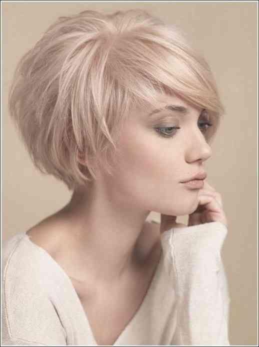 20 Wunderbar Sieht Of Frisuren Bob Kurz Blond #Blond #Frisuren