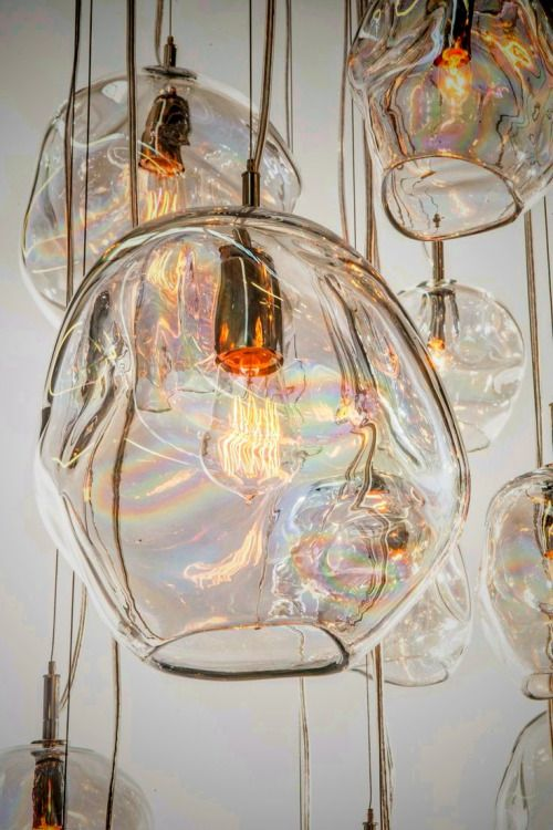 52fridaze:   John Pomp hand blown infinity glass... | DESIGN ET INTERIEURS