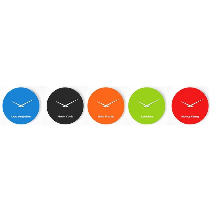 Fab.com | Global Clock Kit Multi