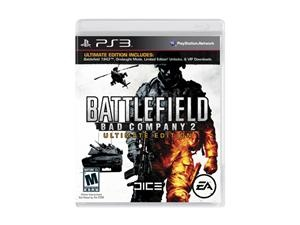 Battlefield Bad Company 2 Ultimate Edition Playstation3 Game EA
