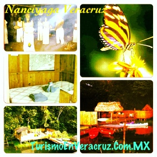 Buenos días a todos feliz sábado, visita #Veracruz este fin de semana y relájate en #Nanciyaga http://www.turismoenveracruz.com.mx